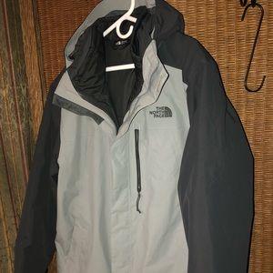 The North Face 3inOne Ski/Snow Jacket XXL